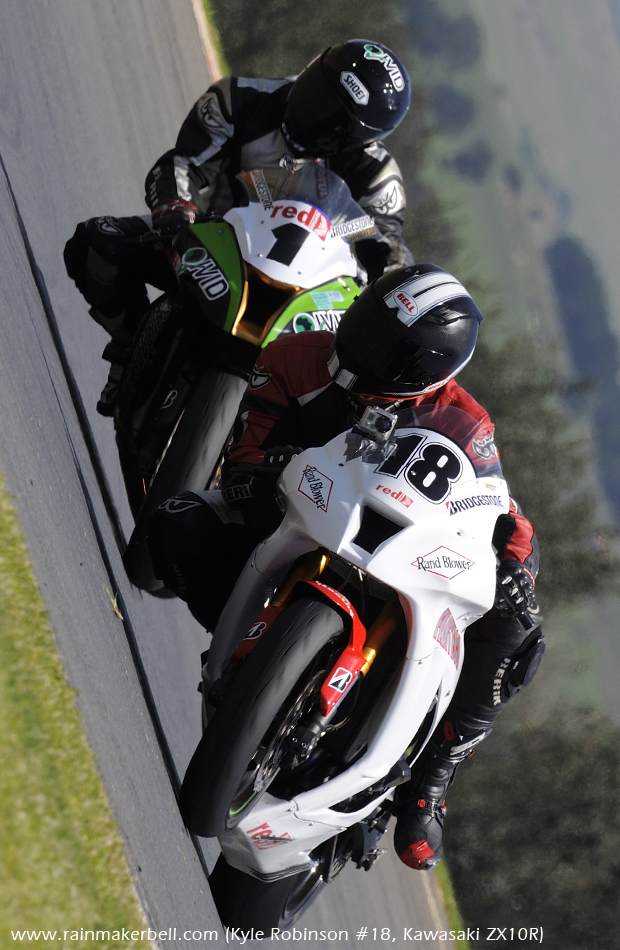 Kyle Robinson, Red Square Kawasaki ZX10R Masters, ZX10 Cup